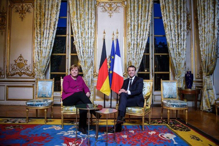 Merkel à Paris : pour un coup de main… ou un coup de pression de la part de Macron ?