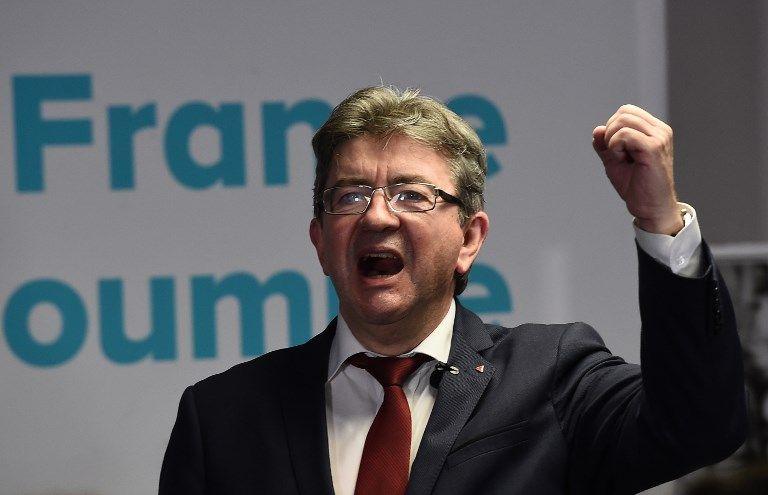 Cinq députés de La France insoumise sont menacés de mort, affirme Jean-Luc Mélenchon