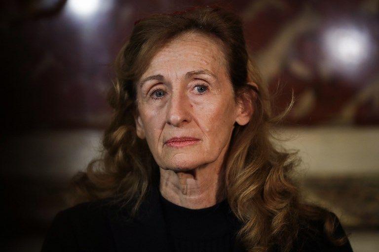 """Selon Nicole Belloubet, """"aucun tribunal ne sera supprimé"""""""