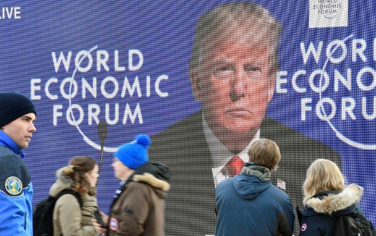 Davos, Macron & Trump : le match des discours sur la mondialisation (et surtout celui de l'adéquation entre les paroles et les actes)