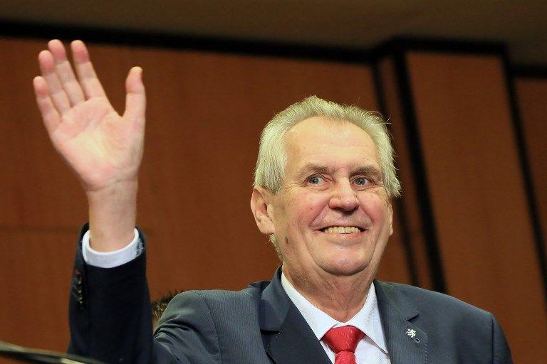 Pro-Russie, pro-Chine et anti-immigration : la réélection de Milos Zeman en République tchèque acte-t-elle la fin de la crédibilité européenne à l'Est de l'Oder ?