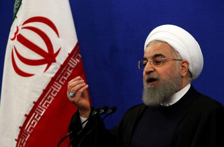 Accord nucléaire : l'Iran, la Russie et l'UE rejettent le projet Trump - Macron
