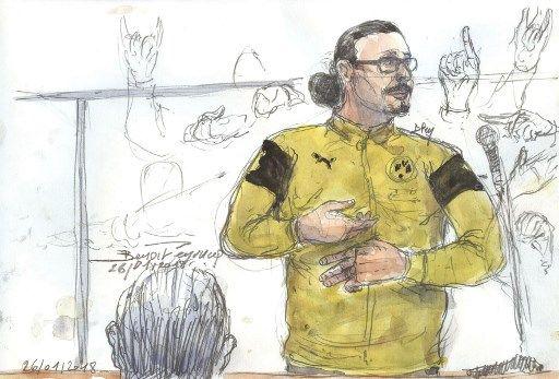 Jawad Bendaoud en garde à vue pour menaces de mort sur son ex-compagne