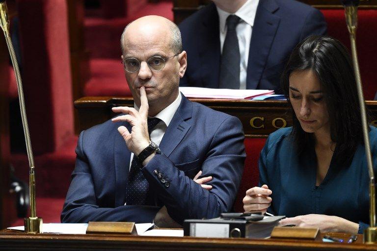 """Jean-Michel Blanquer condamne un syndicat qui veut organiser des """"ateliers en non-mixité"""""""