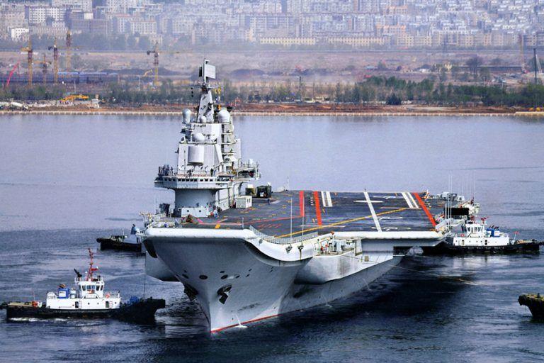 La Chine serait en train de construire son troisième (et gigantesque) porte-avions