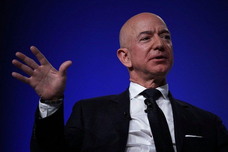 L'Arabie saoudite aurait piraté le téléphone de Jeff Bezos