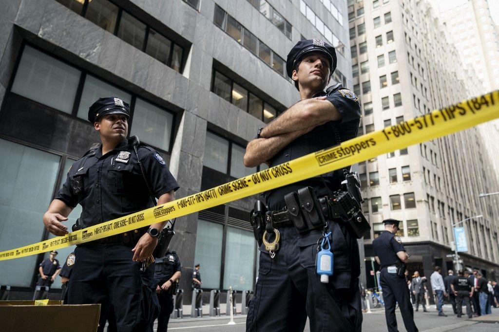 La violence est brutalement repartie à la hausse aux États-Unis après des décennies de déclin.