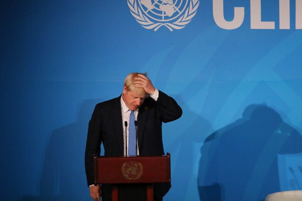 """Grande-Bretagne : la suspension du Parlement par Boris Johnson jugée """"illégale"""" par la Cour suprême"""