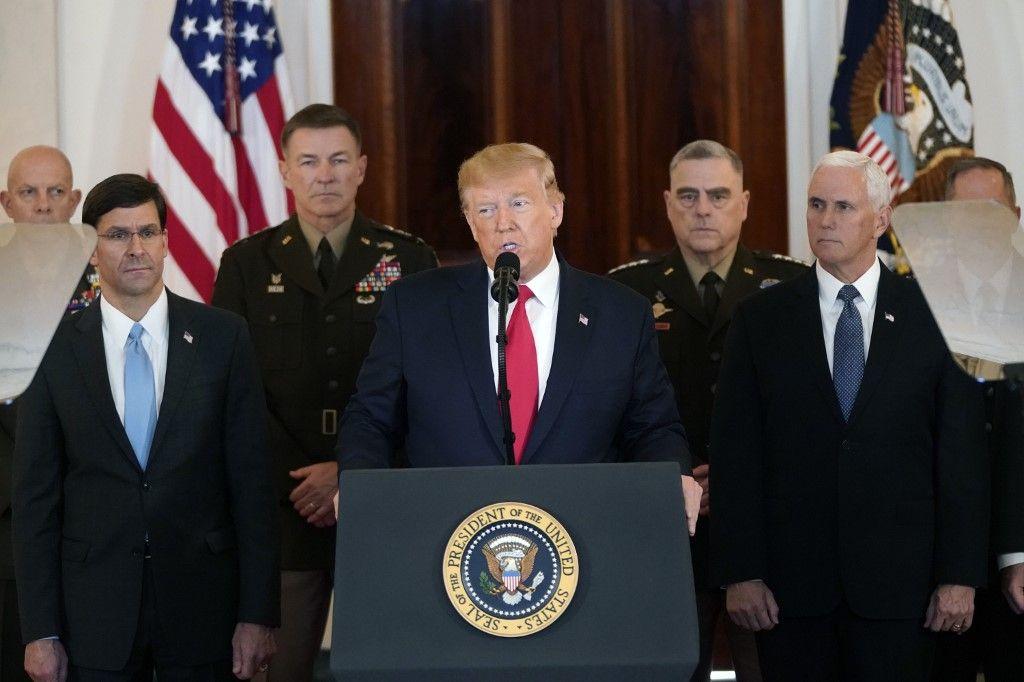 Iran : et si la stratégie de Trump portait ses fruits ?