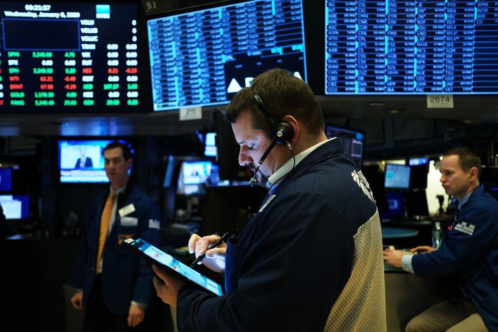La pandémie telle que vue et prévue par les marchés financiers