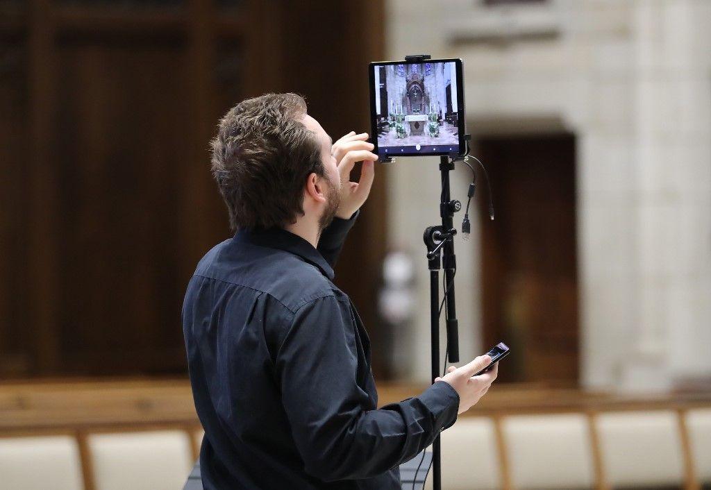 live stream technologie smartphone tablette