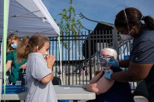 Les enfants de plus de 12 ans peuvent désormais être vaccinés aux Etats-Unis.