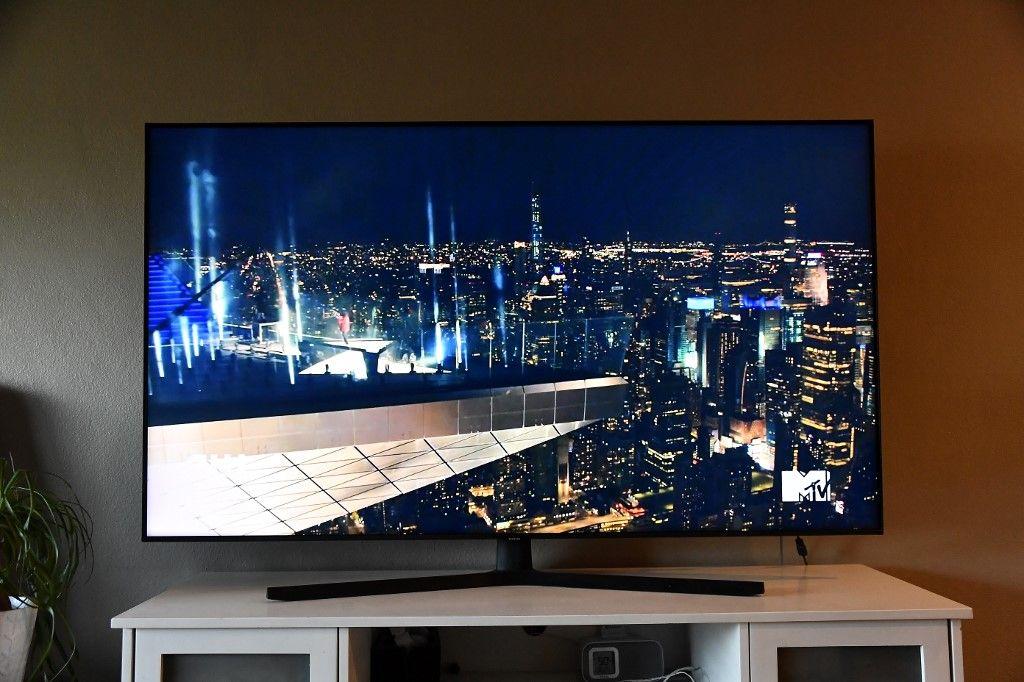 Une télévision de dernière génération pour profiter de bonnes conditions pour regarder des films ou des séries.