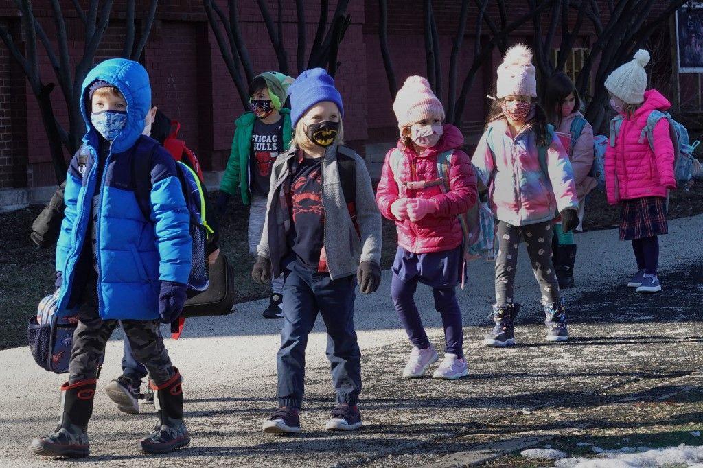 Des données en Suède, du Royaume-Uni et en Italie révèlent une progression du variant britannique qui pourrait être responsable d'une multiplication des cas de Covid-19 chez les enfants.