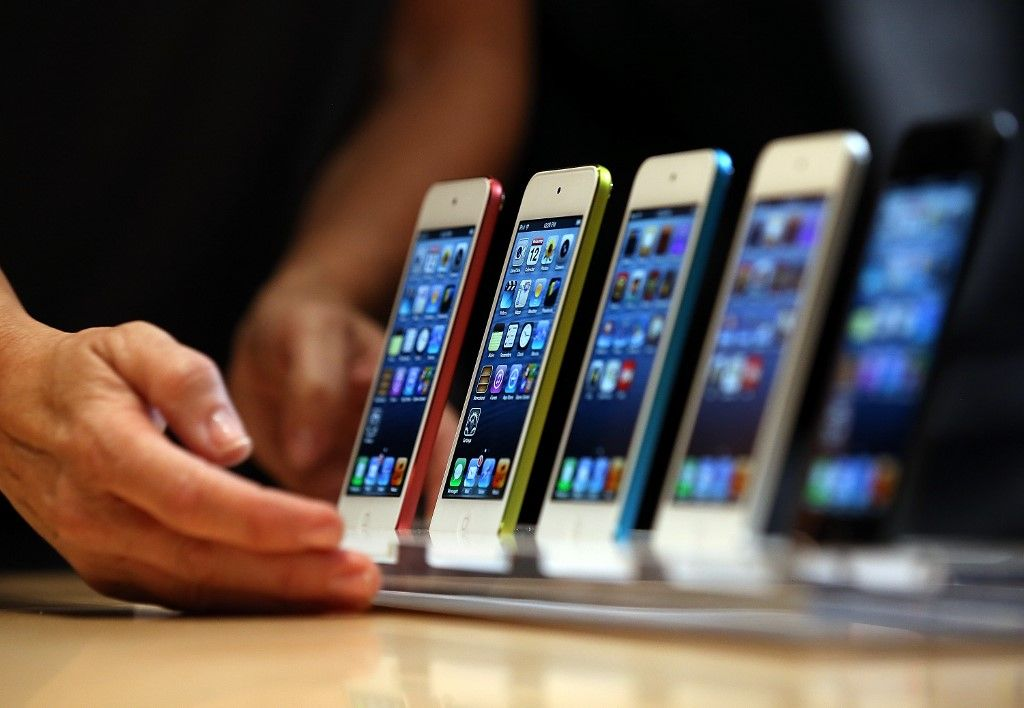 Comment le nouvel Ipod touch réhabilite un support parfois jugé obsolète