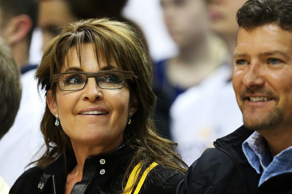 Le mari de Sarah Palin aurait demandé le divorce
