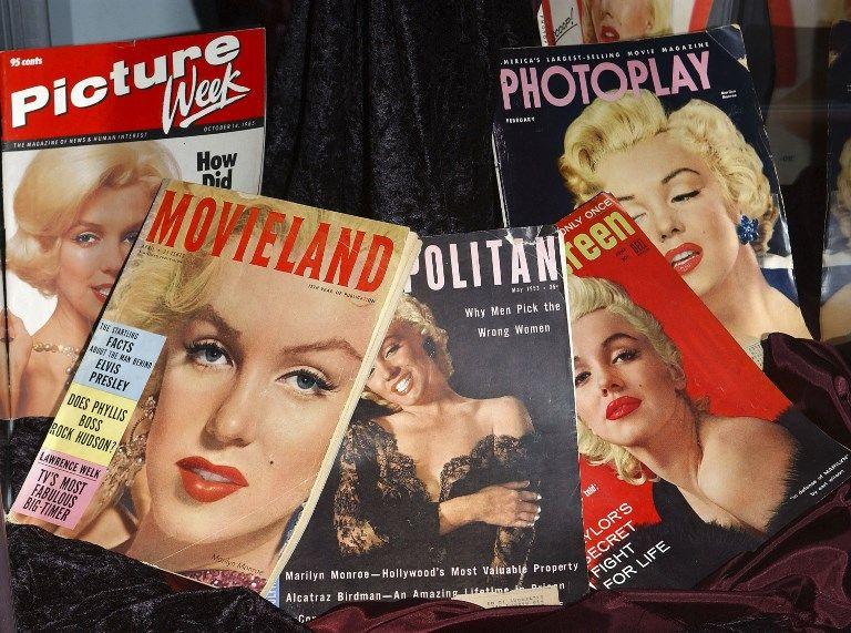 """Découverte d'une scène de Marilyn Monroe nue, coupée au montage, dans """"Les Désaxés"""""""