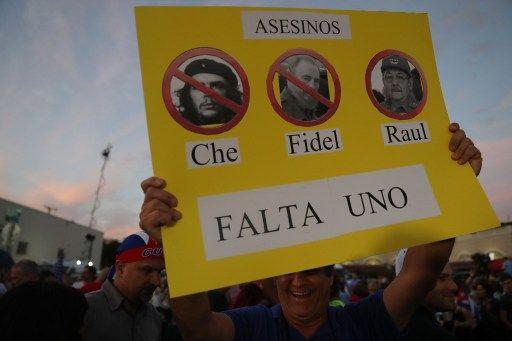 A Cuba, Raúl Castro continue à réprimer impunément, tout autant que son frère.