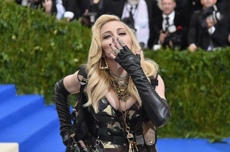 Madonna aurait pu chanter au Louvre le soir de la victoire d'Emmanuel Macron à la présidentielle