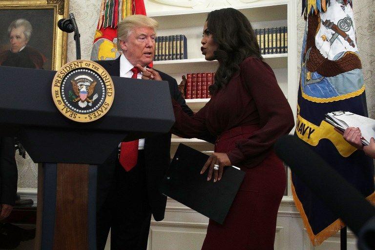 Omarosa Manigault Newman dévoile l'enregistrement de son licenciement sous l'administration Trump
