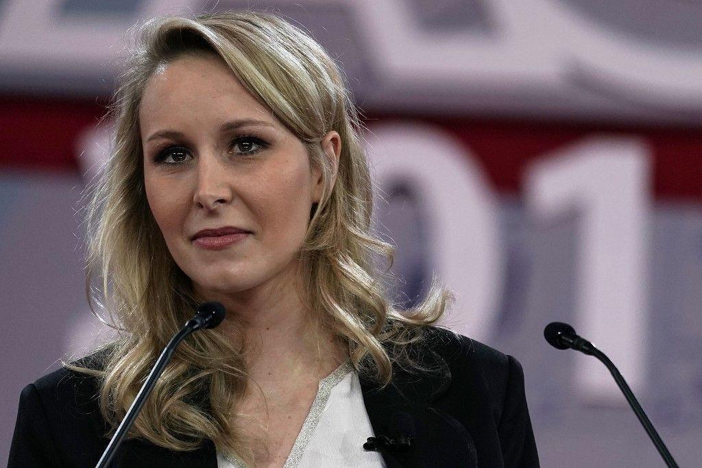Marion Maréchal a évoqué une alliance entre le RN et LR, en septembre 2020.