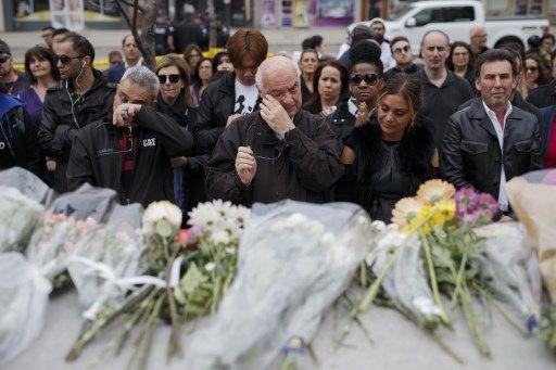 Le 23 avril, un homme a foncé à bord d'un van dans la foule d'une rue commerciale de Toronto, au Canada.