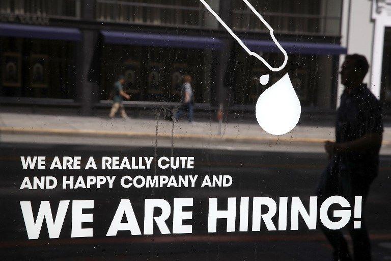 Le chômage augmente aux Etats-Unis. Et voilà pourquoi pour la première fois depuis longtemps, c'est une bonne nouvelle