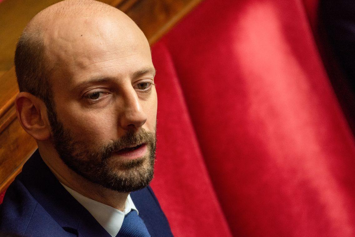 """Selon Stanislas Guerini, la politique d'Emmanuel Macron """"n'est pas libérale, c'est le contraire"""""""