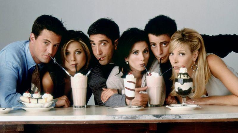 Friends en 1997