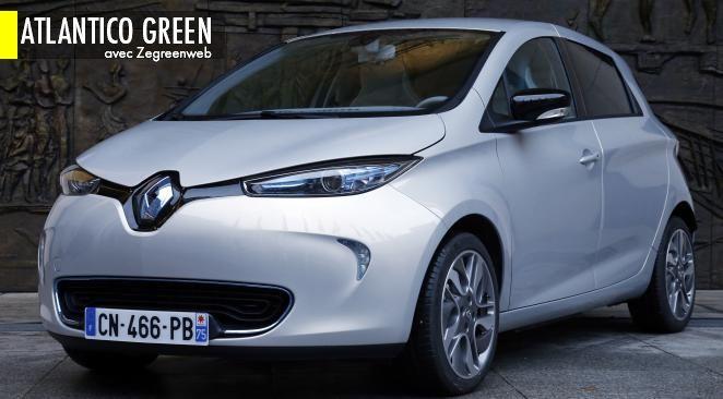 """Zoé est le quatrième et dernier opus de la gamme """"ZE"""" (""""Zéro Emission"""") de gaz à effet de serre de Renault."""