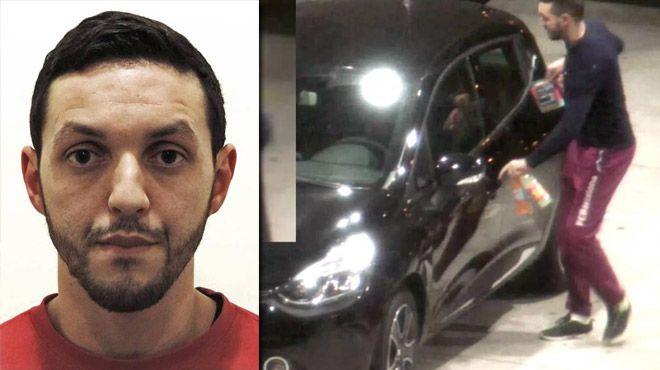 Mohamed Abrini avoue être le troisième homme de l'aéroport de Bruxelles