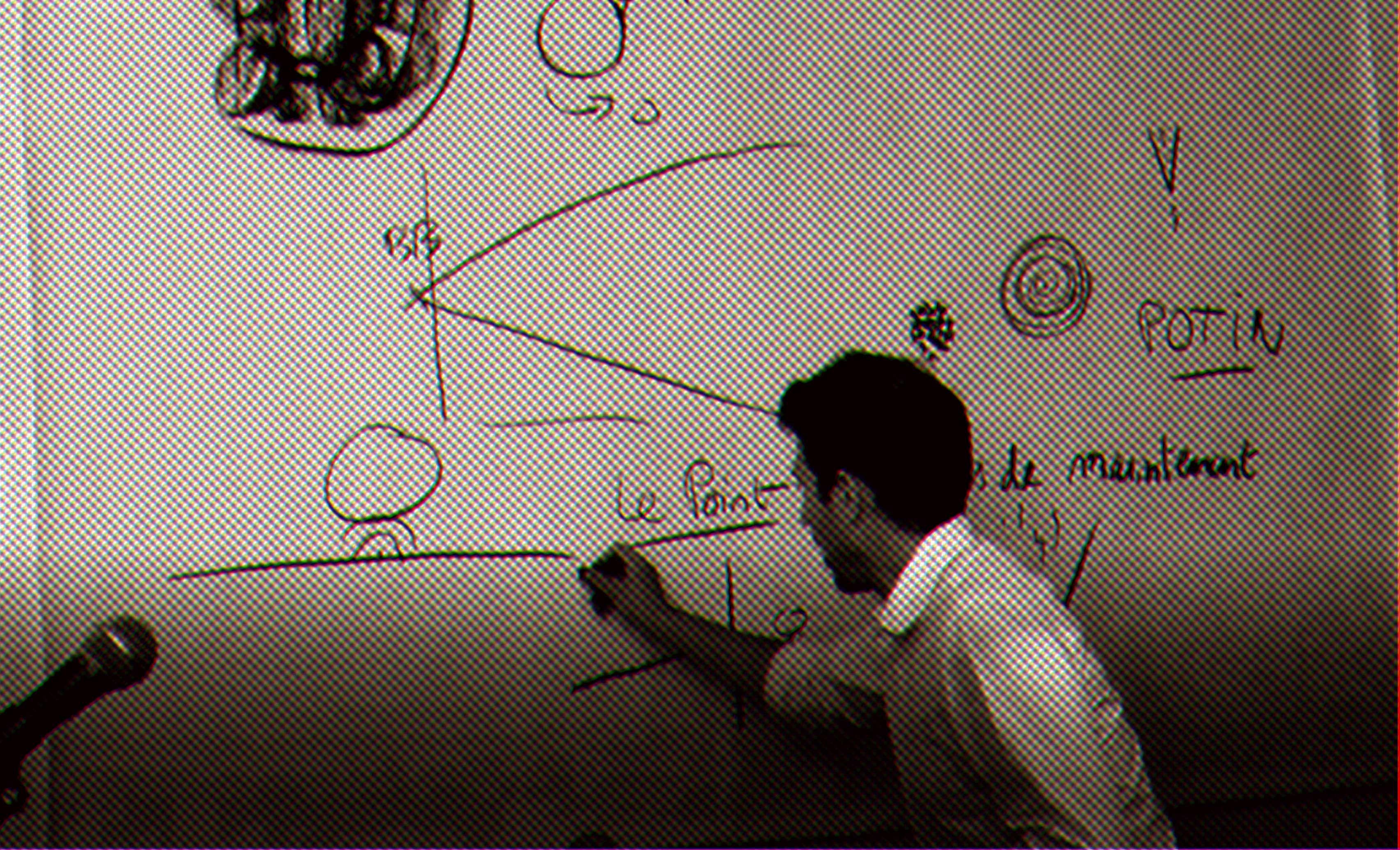 """""""Le Point ou comment j'ai franchi le mur de Planck"""" de et avec Malo de la Tullaye est à découvrir au Théâtre de Belleville à Paris."""