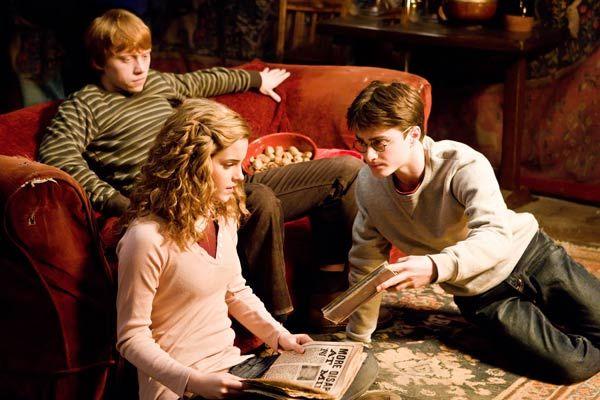Harry Potter : J.K Rowling admet qu'il aurait dû finir avecHermione