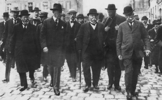1919, la paix mutilée.
