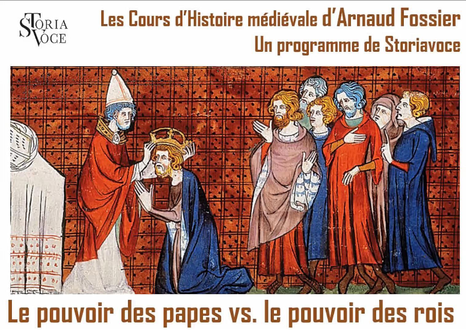 Papes ou Rois : qui avait le plus de pouvoir au Moyen-Age ?