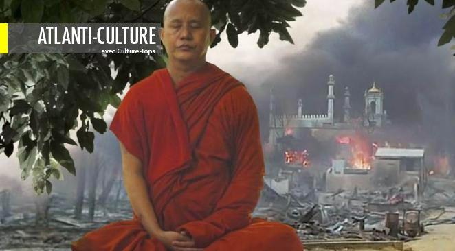 Le vénérable W : détournement haineux du boudhisme