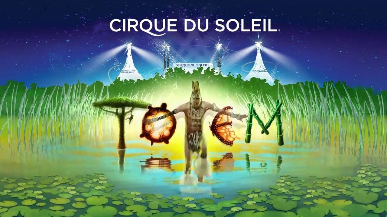 Totem : Le nouveau cirque en excellence