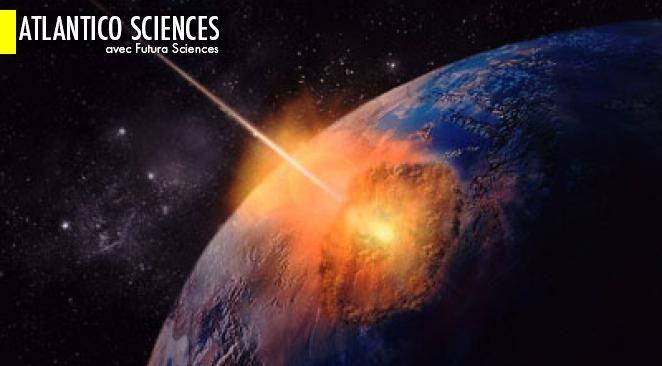 Un radar météorologique a suivi la course d'un gros objet de 40 t à travers l'atmosphère au printemps dernier.