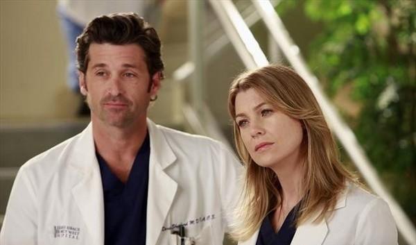 Grey's Anatomy : Ellen Pompeo et Patrick Dempsey rempilent pour deux nouvelles saisons