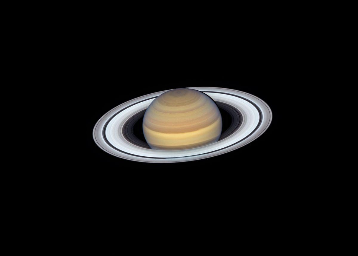 Des séismes sur Saturne font trembler ses anneaux et révèlent son intérieur