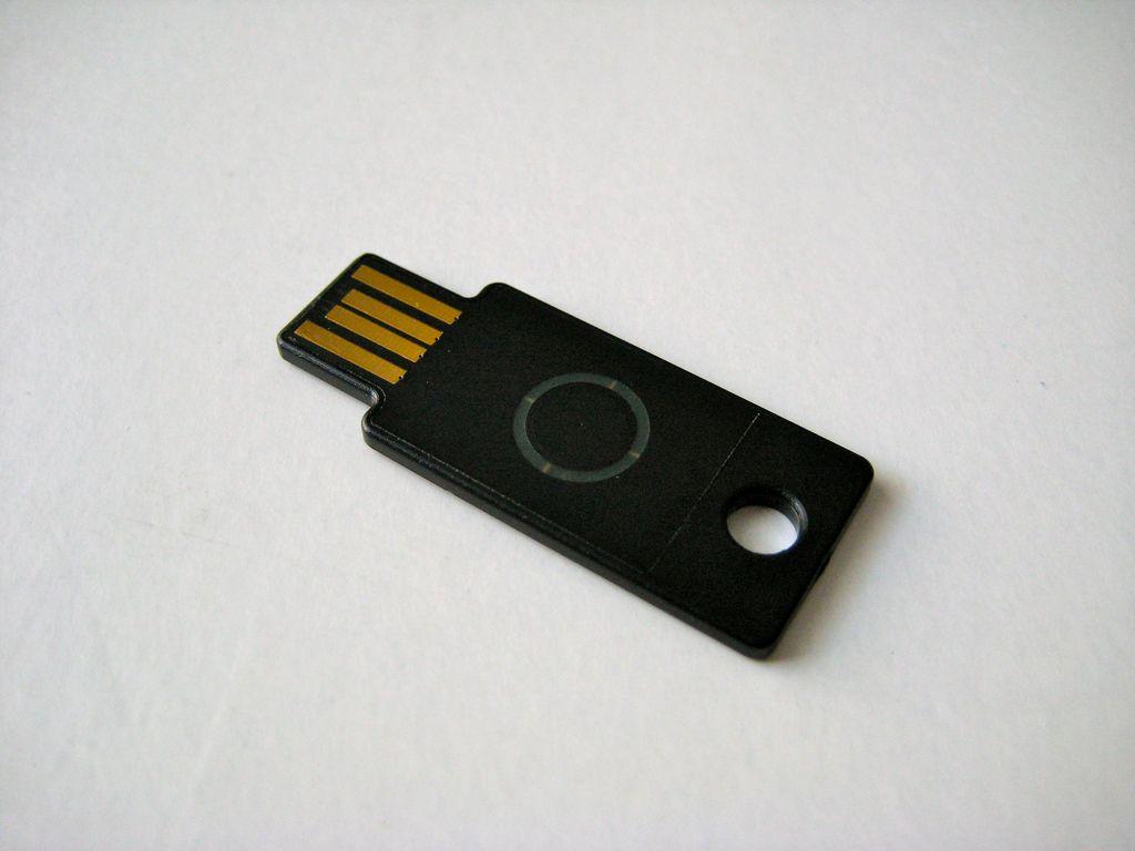 Sida : une clé USB pour détecter le VIH