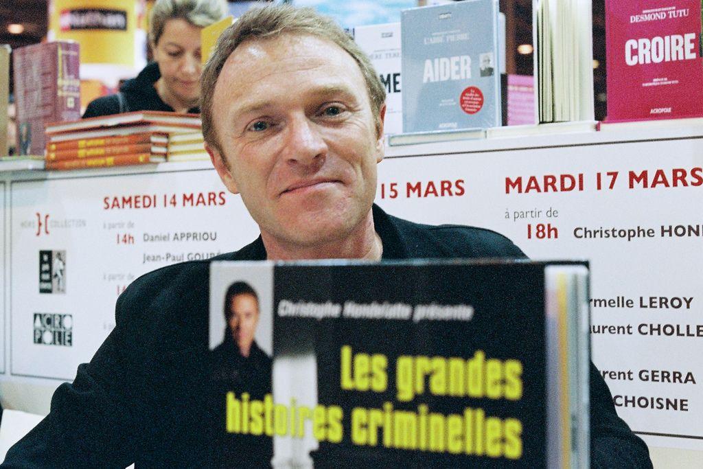 Christophe Hondelatte va quitter BFMTV