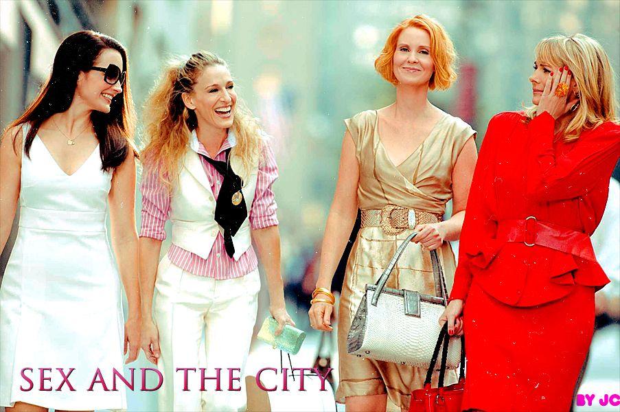 """La série """"Sex and the city"""" fête ses quinze ans de diffusion."""