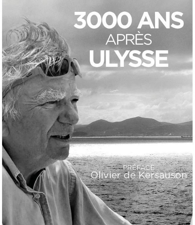 """Jean Glavany a publié """"3 000 ans après avec Ulysse"""" aux Editions Edisens."""
