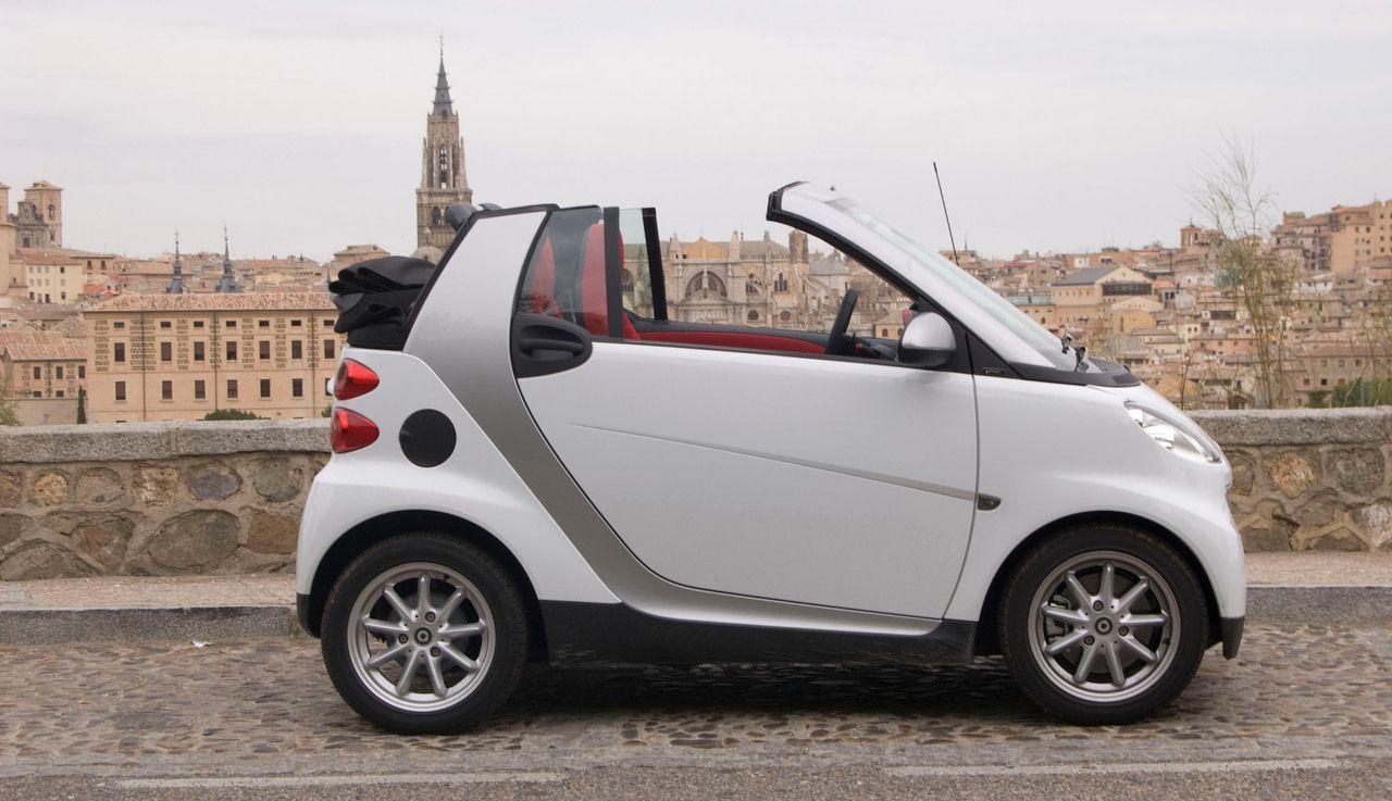 La Smart (toujours) la voiture la plus volée en 2013