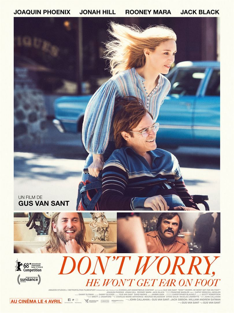 """Don't worry, he won't get far on foot"" : un biopic poignant et passionnant"