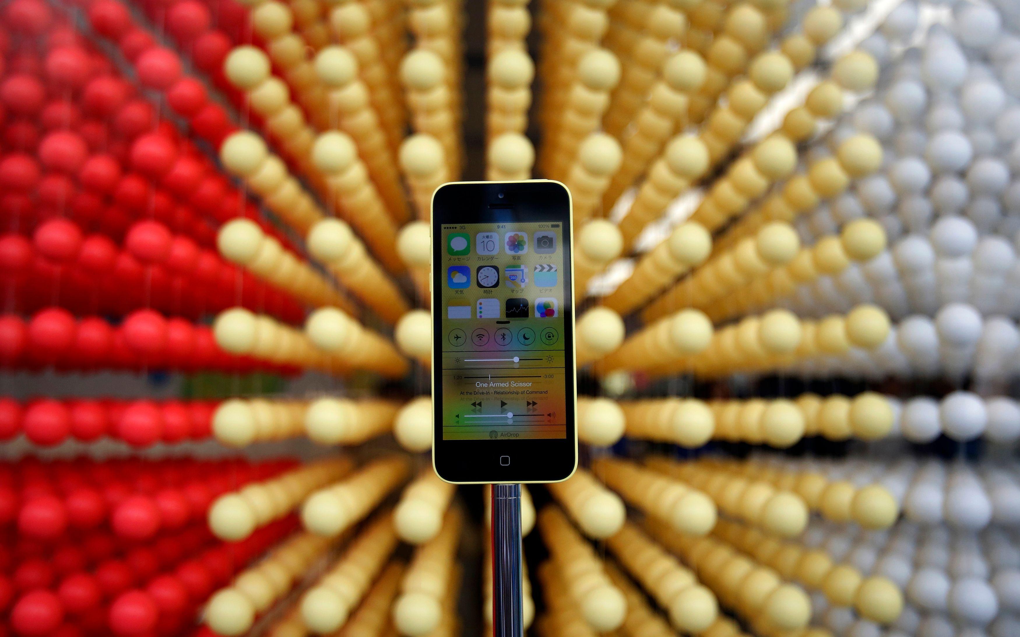Environ 8 millions d'iPhones 5S devraient être vendus.