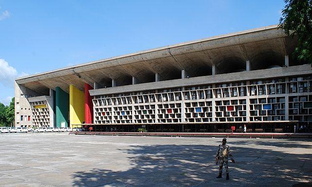 L'UNESCO classe l'œuvre architecturale de Le Corbusier
