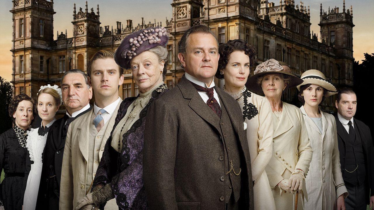 """""""Downton Abbey"""" de Julian Fellowes et Gareth Neame : une série culte, qui allie humanité et élégance"""