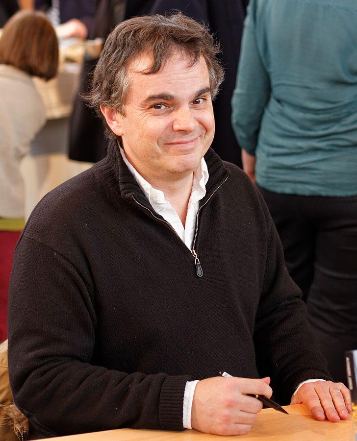 L'écrivain Alexandre Jardin.